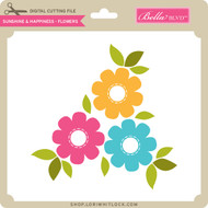 Sunshine & Happiness - Flowers