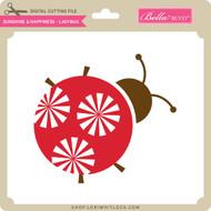 Sunshine & Happiness - Ladybug