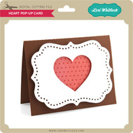 Heart Pop-Up Card