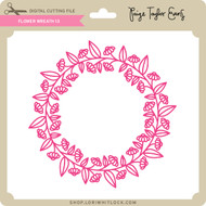 Flower Wreath 13