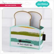 Box Card Toaster
