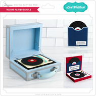 Record Player Bundle