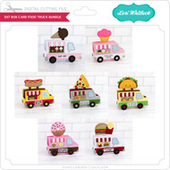 5x7 Box Card Food Truck Bundle