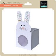 Bunny Peek A Boo Box