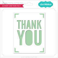 A2 Insert Card Thank You 3