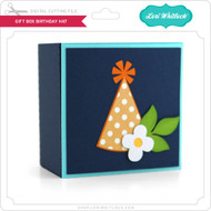 Gift Box Birthday Hat