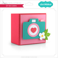 Gift Box Camera