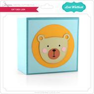Gift Box Lion