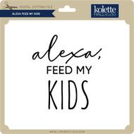 Alexa Feed the Kids