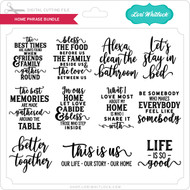 Home Phrase Bundle