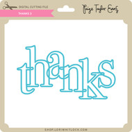 Thanks 3