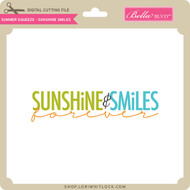 Summer Squeeze - Sunshine Smiles