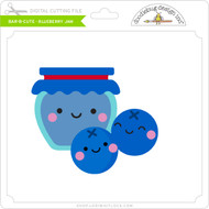 Bar B Cute - Blueberry Jam