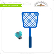 Bar B Cute - Fly Swatter