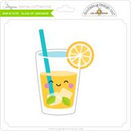 Bar B Cute - Glass of Lemonade