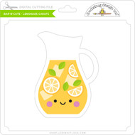 Bar B Cute - Lemonade Carafe