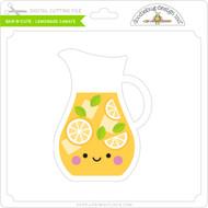 Bar B Cute - Lemonade Carafe