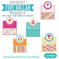 Friday $5 Bundle #90