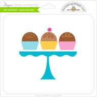 Hey Cupcake - Cakes on Tray