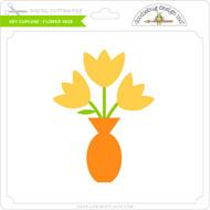 Hey Cupcake - Flower Vase