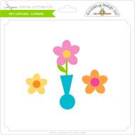 Hey Cupcake - Flowers