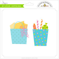 Hey Cupcake - Shopping Bags