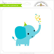 Party Time - Elephant #2