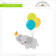 Party Time - Elephant #3