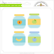 Special Delivery - Baby Food Jars
