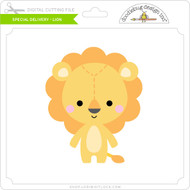 Special Delivery - Lion