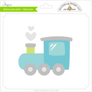 Special Delivery - Train Car