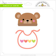 Bundle of Joy - Baby Bib