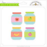 Bundle of Joy - Baby Food Jars