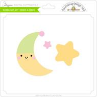 Bundle of Joy - Moon & Stars