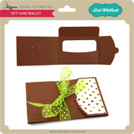 Gift Card Wallet