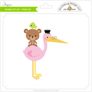 Bundle of Joy - Stork #2