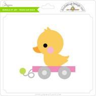 Bundle of Joy - Train Car Duck