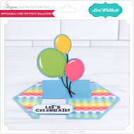 Impossible Card Balloons
