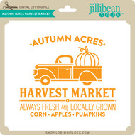 Autumn Acres Harvest Market