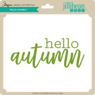 Hello Autumn 2