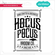 Hocus Pocus Broom Co
