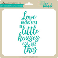 Love Grows Best in Little House 2