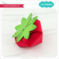 6 Sided Strawberry Box