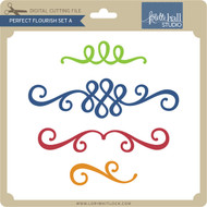 Perfect Flourish Set A