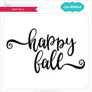Happy Fall 2