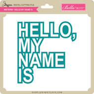 Midterm - Hello My Name Is