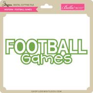 Midterm - Football Games