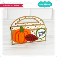 Handle Box Fall Pumpkin