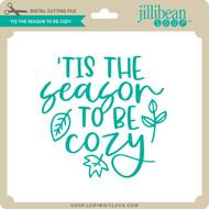 Tis the Season to be Cozy