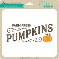 Farm Fresh Pumpkins 2